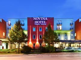 Novina Hotel Tillypark, Núremberg