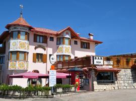 Hotel Giusy, Malosco