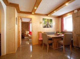 Appartement Almzeit