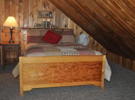 Chief Mountain Lodge, Mountain View (рядом с регионом Waterton Lakes National Park )