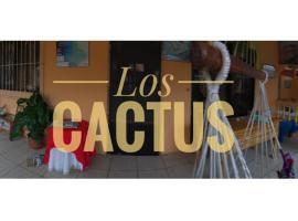 Hospederia Los Cactus, Manglaralto (Ayangue yakınında)