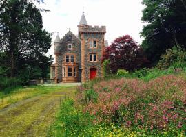 Machermore Castle, Newton Stewart