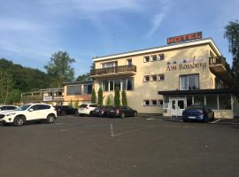 Hotel am Rossberg