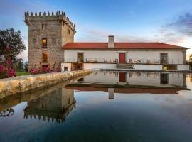 Hotel Torre de Gomariz Wine & Spa, Cervães