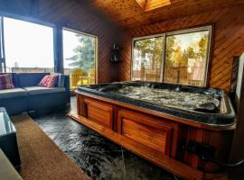 Hot Tub & Sauna 2 Bedrooms, Claresholm (Fort Macleod yakınında)
