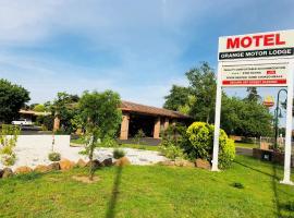 Orange Motor Lodge