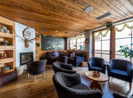 Bio Hotel Brusago Vital & Wellness, Bedollo (Montesover yakınında)