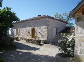 Chambres d'Hôtes Coulou, Grézels (рядом с городом Floressas)