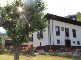 Hotel Rural Palacio de Galceran, Sotiello (La Cortina yakınında)