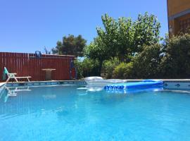 Holiday Apartment with Pool, Tarragona