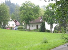 Ferienwohnung-Sonnenschein, Bad Dürrheim (Sunthausen yakınında)
