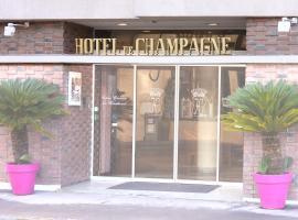 Hotel de Champagne, Epernė