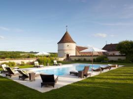 La Borde, Leugny (рядом с городом Sauilly)