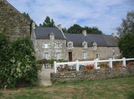 Manoir de Tregu, La Vraie-Croix (рядом с городом Sulniac)