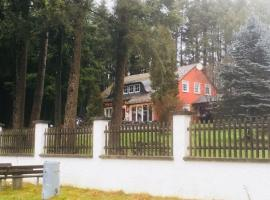 Ferienwohnung Villa am Pulvermaar, Gillenfeld (Strohn yakınında)