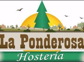 Hostería La Ponderosa, Quito (Hacienda Chamanal yakınında)