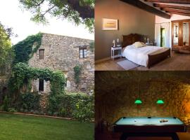 masia La Capsa de Llum, Vilanant (Cistella yakınında)