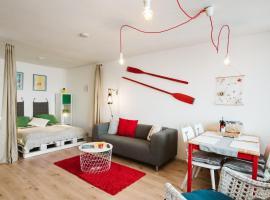 MOOKI Beach Apartment, Bodensdorf