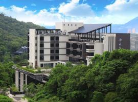Asia Pacific Hotel Beitou, Taipei