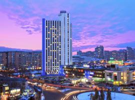 Tourist Hotel Complex