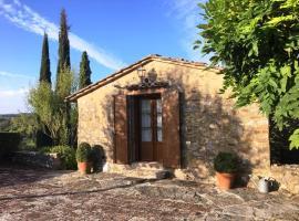 Casa Tre Cipressi, Castelnuovo Berardenga (Villa d'Arceno yakınında)