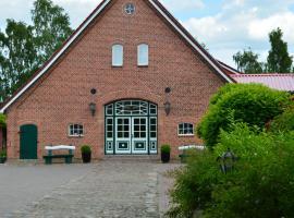 Ferienhof Blunck, Wangels (Weißenhaus yakınında)