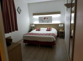 Kyriad Hotel - Restaurant Carentan, Карантан