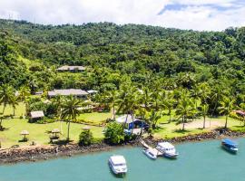 Waidroka Bay Resort, Korovou (рядом с городом Lalati)