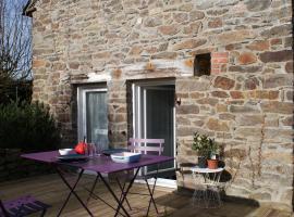 gîte LA RENARDAIS, Плуэр-сюр-Ранс (рядом с городом Langrolay)