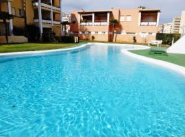 Los Juncos Apartamentos, Playa de Xeraco