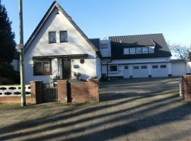 Sommer Gästehaus, Bremerhaven (Leherheide yakınında)