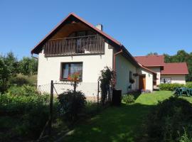 Prázdninový dům Cihelna, Strmilov