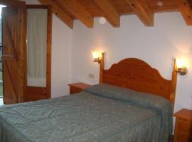 Apartamento Forn de Serra, Lladorre (рядом с городом Lleret)