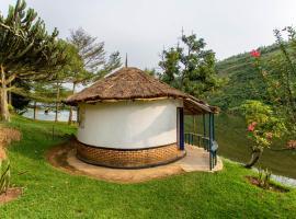 Hakurya Gasabo Lodge, Shenga (рядом с регионом Rutonde)