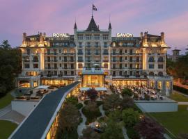Royal Savoy Hotel & Spa, Лозанна