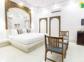 Room in a heritage stay near Fateh Sagar Lake, Udaipur, by GuestHouser 10003