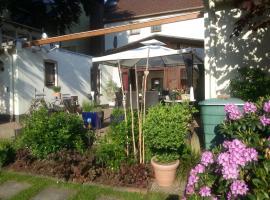 Gartenapartment in Stadtvilla, Mölln