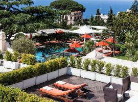 Capri Palace, Anacapri