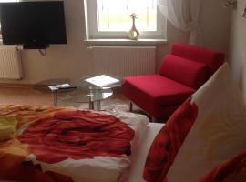 Landhotel Rosenhof Apartment, Thermalbad Wiesenbad (Annaberg-Buchholz yakınında)