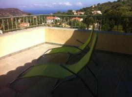 Holiday home Bis lieu dit vignola, Aregno