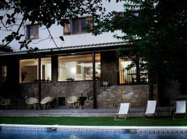 Casa Boumort, Sant Marti de Canals (Pobla de Segur yakınında)