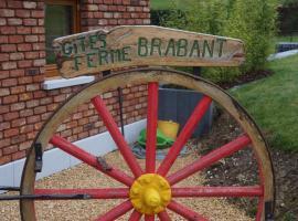 Holiday home La ferme brabant, Voeren (Sint-Pieters-Voeren yakınında)