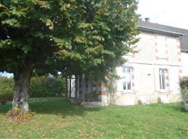 Chambre gite en Forterre, Druyes-les-Belles-Fontaines