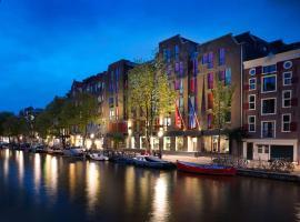 Andaz Amsterdam Prinsengracht - a concept by Hyatt, Amsterdam