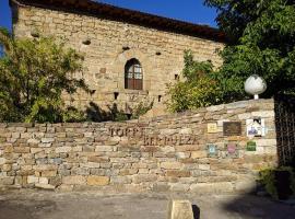 Posada Real Torre Berrueza, Espinosa de los Monteros (Bárcenas yakınında)