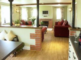 The Coach House, Dorchester, Дорчестер (рядом с городом Yellowham Wood)