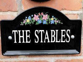 The Stable, York, Great Givendale (рядом с городом Bishop Wilton)