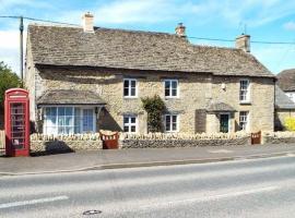 Meadow Cottage, Cirencester, Сайренстер (рядом с городом Meysey Hampton)