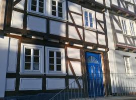 Ferienwohnungen Homberger Altstadt, Homberg (Welferode yakınında)