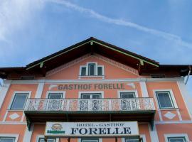 Hotel Gasthof Forelle, Siegsdorf (Traunstein yakınında)